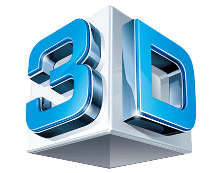 We can create anything you want in 3D!