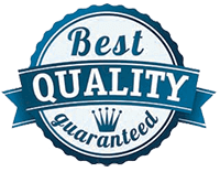 All of our Products are Guaranteed to Your Entire Satisfaction!