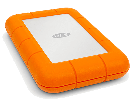 La Cie portable hard drives recommended by Websites-Unlimited.com